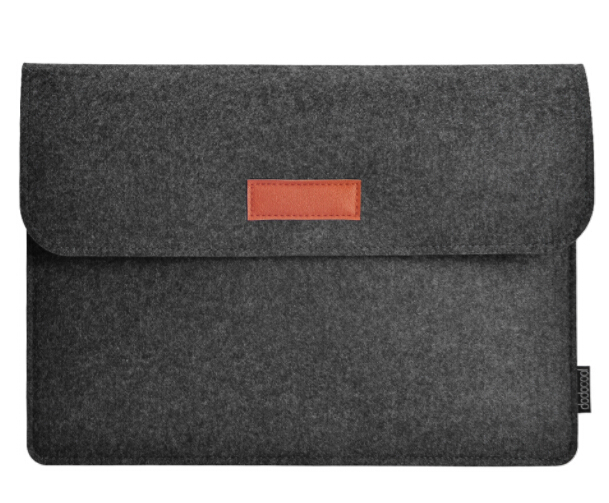 Laptop Bags 12 13 Inch Felt Sleeve Envelope Cover Ultrabook Carrying Case Notebook Prote ...