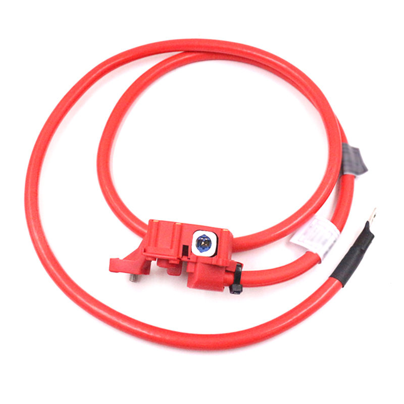 Fits For BMW 5 Series E60 523 525 530Li Positive Battery Cable SRS 61126989780