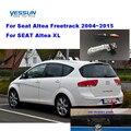Yessun камера заднего вида номерного знака для сиденья Altea Freetrack 2004 ~ 2015 Seat Altea XL камера заднего вида парковочная камера