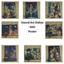 Sword Art Online Posters
