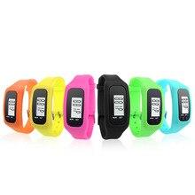 Podomètre Bracelet Montre Smart Watch D2 Étanche Intelligent Bracelet de Remise En Forme Sport Record Calories Étudiants Intelligent Électronique