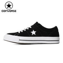 Original New Arrival  Converse One Star Unisex  Skateboarding Shoes Canvas Sneakers