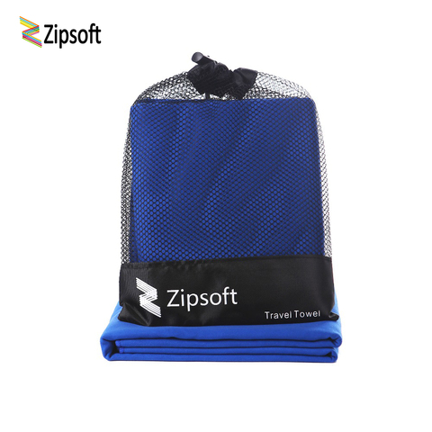 Zipsoft Beach towels Blanket Large Ultralight Quick Dry Swede Bath Towel Microfiber Swimwear Sport Hair Dryer Serviette de Plage Pakistan