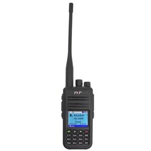 Image 4 - TYT MD UV380 Walkie Talkie Dual Band radyo MD 380 VHF UHF MD380 dijital DMR iki yönlü radyo çift zaman Dlot alıcı