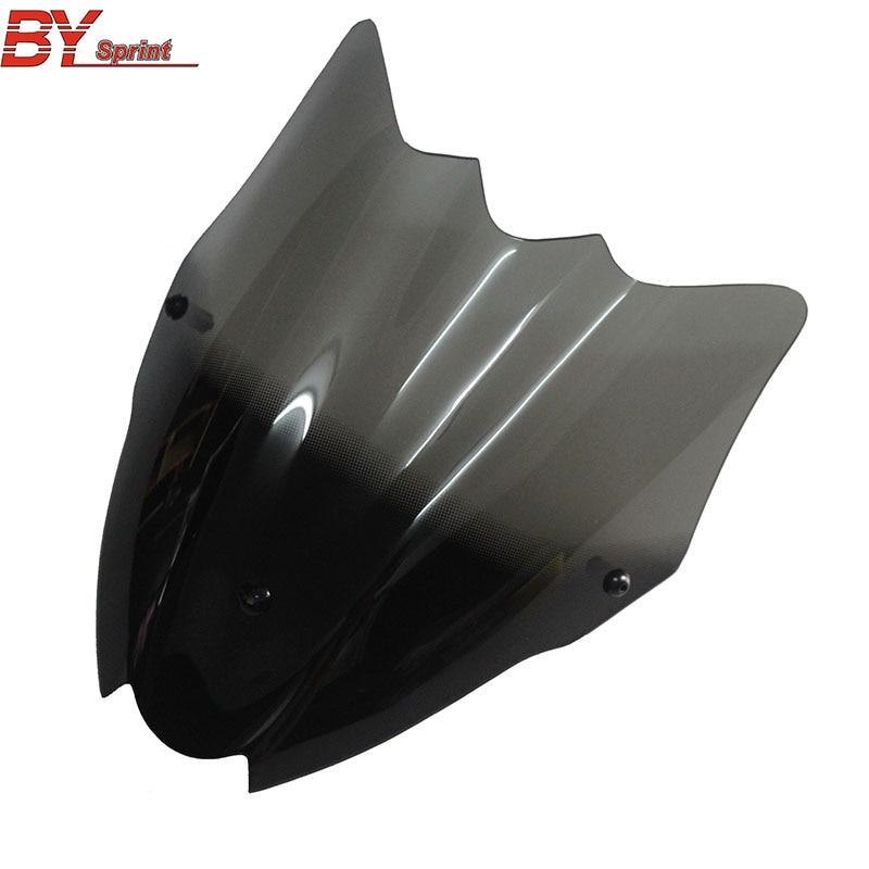 Motorcycle For Sukuzi GSR750 GSR 750 2011 2012 2013 2014-2016 Plexiglass Windshield WindScreen Visor Viser Double Bubble