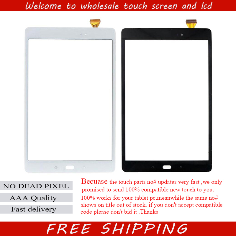 Prix pour Pour Samsung Galaxy Tab A 10.1 SM-T585 T585 Écran Tactile Digitizer Panneau
