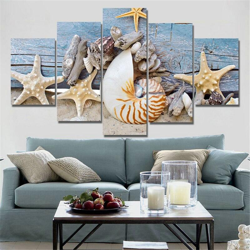 Plein, diamant broderie coquillage étoile de mer motif diamant peinture, point de croix, 3D, diamant mosaïque, couture, artisanat, vacances, cadeau