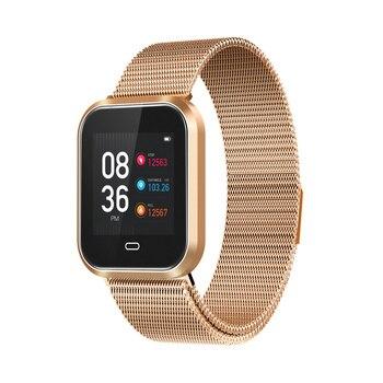 Умный Браслет CD16 мужские умные часы монитор сна Bluetooth Смарт фитнес-Браслет Smartwatch Q7S для Android IOS смартфон