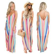 все цены на Summer Women Swimsuit Bikini Cover Up Sexy Beach Cover Ups Chiffon Long Dress Elegant Solid Beach Bathing Suit tunic kaftan 2019 онлайн