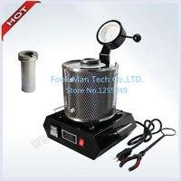 Новый Тип черный Цвет электрический плавильной печи ювелирные инструменты и оборудование ювелирные инструменты Ёмкость 3 кг плавильной пе