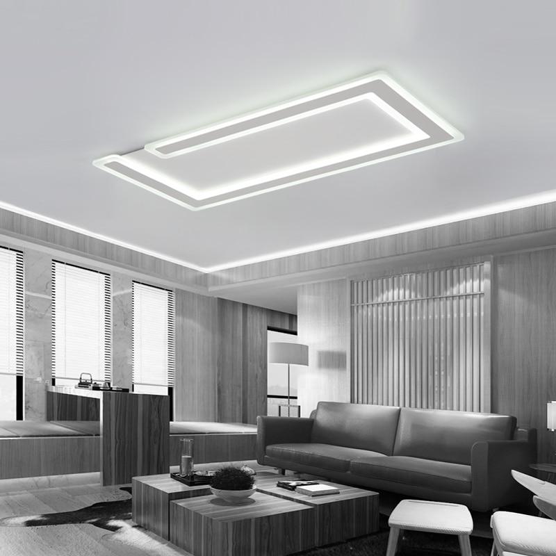 ჱlustre De Plafon Moderne Nowoczesne Lampy Sufitowe Led Do Salonu