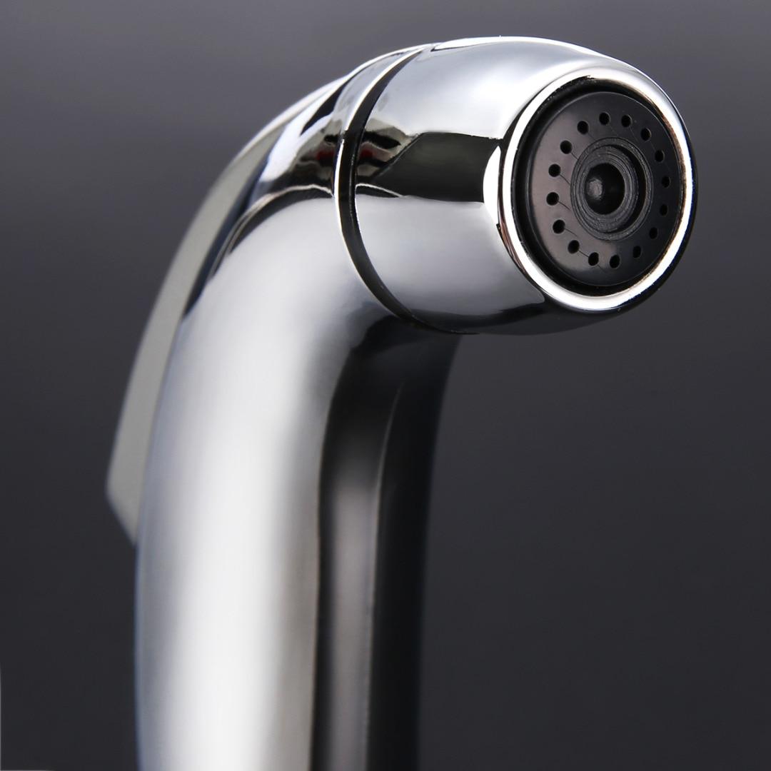 Hand Held Bidet Sprayer with Wall Bracket Diverter Toilet Shower Head Bidet