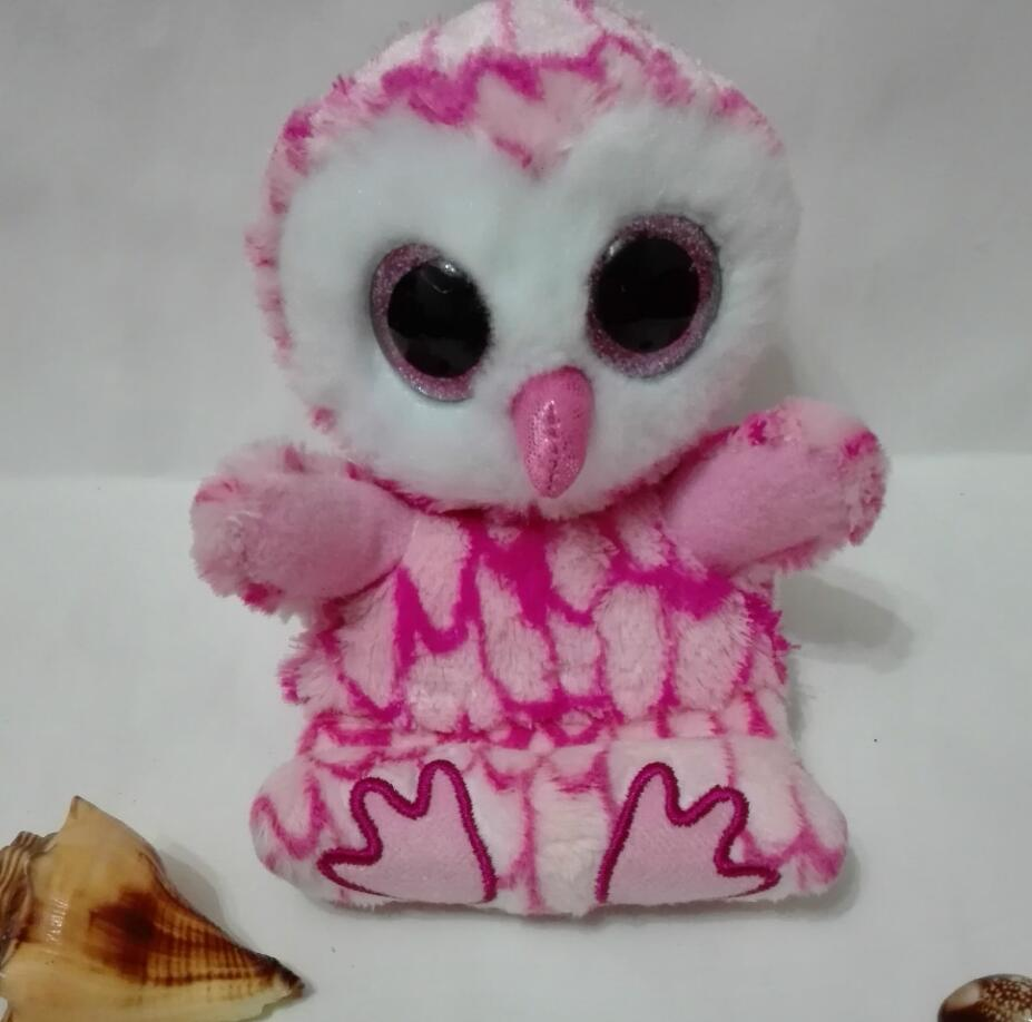 TY Beanie Boo s Peek A Boos MILLY the Pink Owl (4 inch Phone Holder)  Stuffed Plush Animal Toy Tablethalter-in Movies   TV from Toys   Hobbies on  ... b0e95145f16