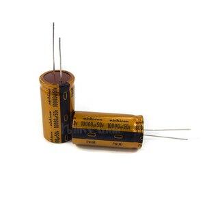 Image 2 - FW 10000UF 50V japońskiego kondensatora elektrolitycznego