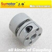 CNC OD 19mm L 20mm Bore 4x4mm 5x5mm 6x6mm 6 35x6 35mm 8x8mm Or Choose Any