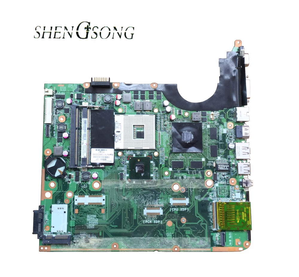 Free Shipping DA0UP6MB6F0 605698-001 For HP Pavilion DV7-3000 DV7 laptop motherboard PM55 DDR3 Suppy core i7 only GeForce GT320M камера заднего вида silverstone f1 interpower ip 616 ir универсальная