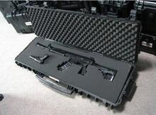 long Tool case gun case large toolbox Impact resistant sealed waterproof case equipment 88 sniper rifle