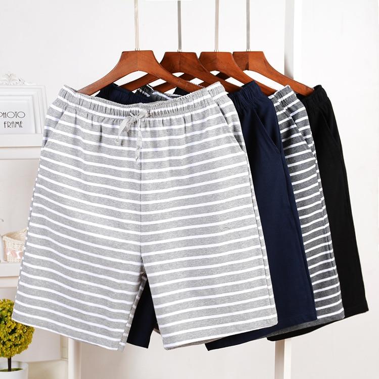 L-5xl Weight 40-100kg Plus Size  Lounge Pants Men Cotton Pajamas Pants Men 539