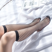 Summer hollow sexy stockings women tube bottom invisible was thin ladies elastic fishnet