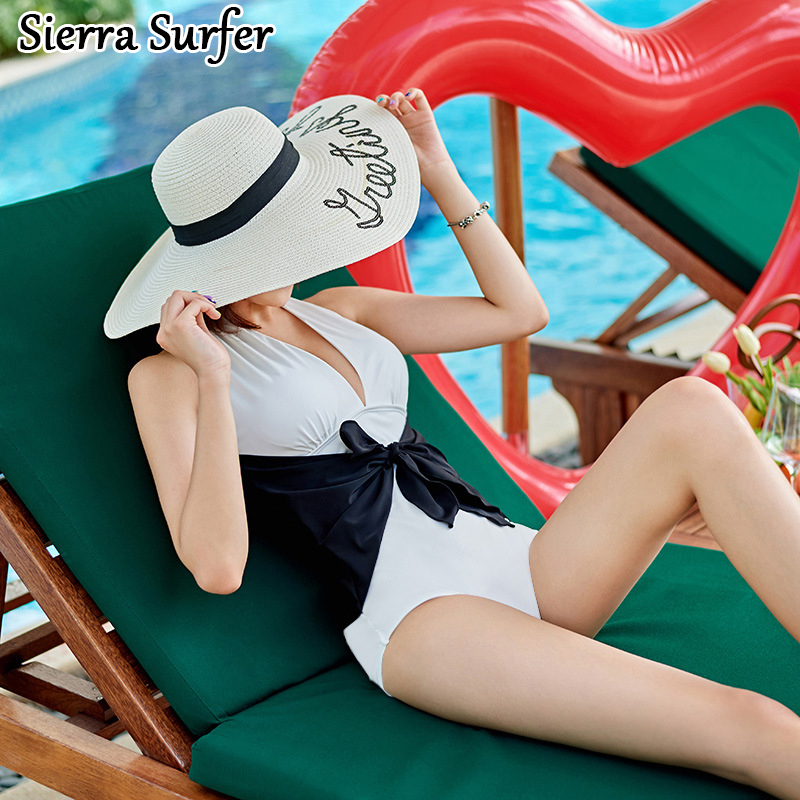 Bathing Suit Women Swimwear One Piece Women's Sport Suits Swimming Swiming Swimsuit Woman For 2018 New Sexy Triangle 1007 Animal