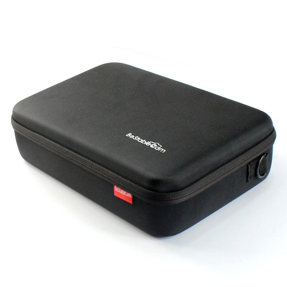 BeStableCam Travel Bag Portable Gimbal Case for Zhiyun Z1 Evolution Z1 Pro Feiyu Tech G4 Handled Gimbal for Gopro or Smartphone