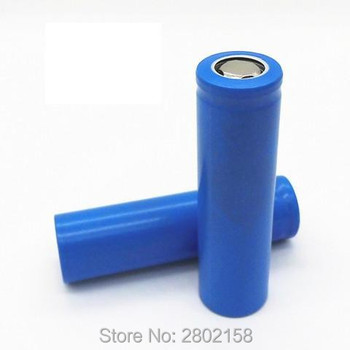 20 PCS Free shipping for18650 1200 mah lithium battery 3.7 V rechargeable battery mobile power strong light flashlight batteries image