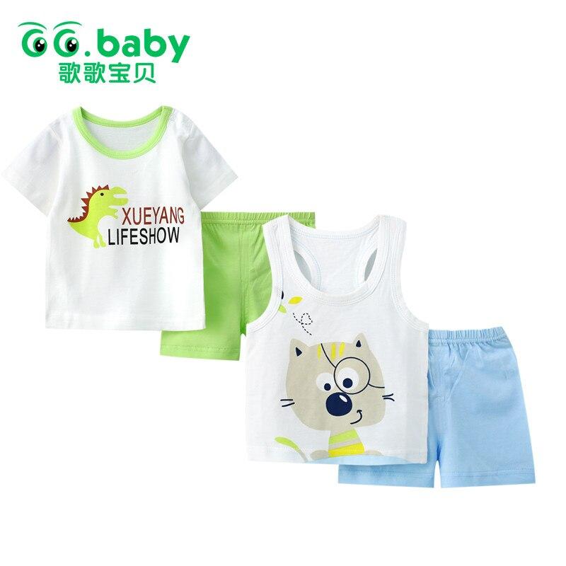 2015 Novo 2 peça Set Bebê Calças Menina Blusa de Verão estilo Bebê Recém-nascido Conjuntos de Roupas Menino de Algodão Pequenos Monstros de Bebes Conjuntos