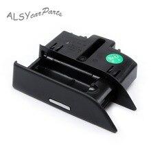 KEOGHS 3C4 857 306 9B9 Plastic Black Rear Ash Tobacco Tray Ashtray Collection Box For VW Passat B6 Variant CC