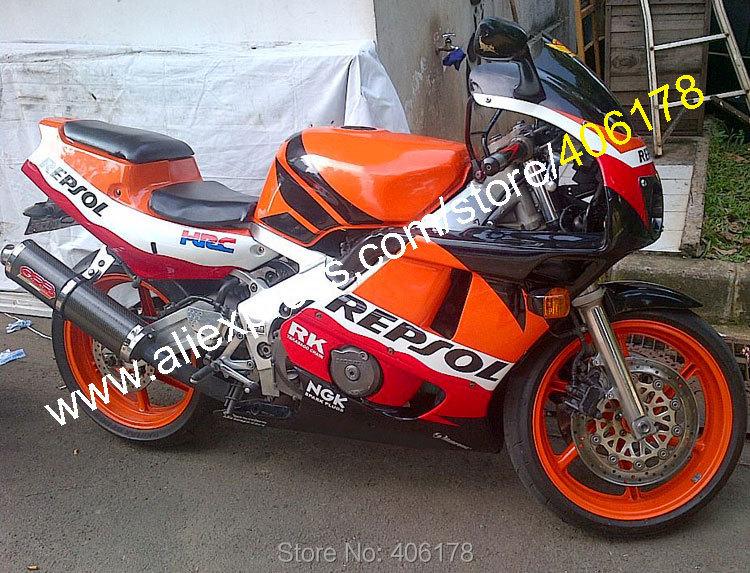 Hot Sales,For Honda CBR400RR NC29 90 91 92 93 94 95 96 97 98 CBR400 NC 29 CBR 400 RR 1990-1998 Repsol Motorcycle Fairing Kit