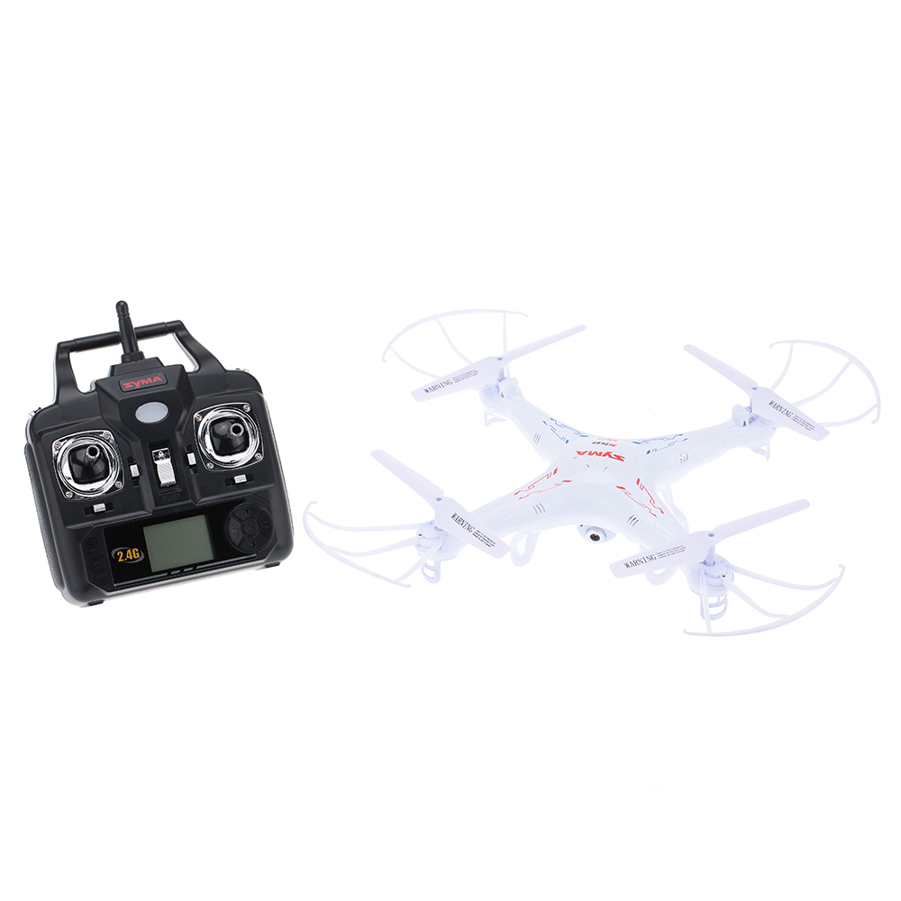 Original Syma X5c 1 24ghz 4ch 6 Axis Rc Quadcopter Drone With 2gb 2mp Hd Fpv Camera Tf Card In Helicopters From Toys Hobbies On