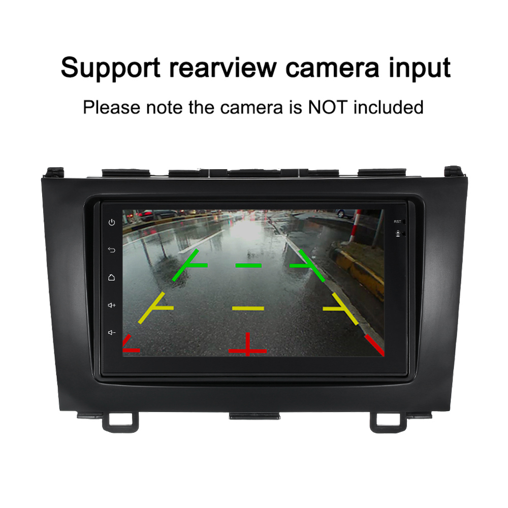 7 39 39 Smart Android 6 0 2 Din Car Stereo Radio Player GPS Navigation with BT WIFI AM FM Fit for Honda CRV 2008 2011 in Car Multimedia Player from Automobiles amp Motorcycles