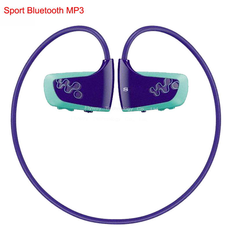 Brand New Sport Bluetooth MP3 Player Real 2GB for Son Walkman NWZ-W262 2G Earphone Running Lecteur Mp3 Music Wireless Headset