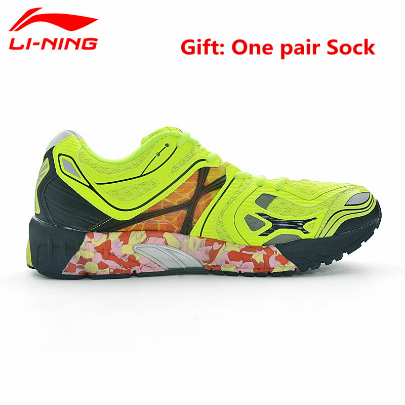 Li-Ning Outdoor Mens Running Shoes Lining Summer Breathable Gym Man Sneakers Sports Cushioning Jogging Walking Male Shoe ARGJ001 2016 sale hard court medium b m running shoes new men sneakers man genuine outdoor sports flat run walking jogging trendy