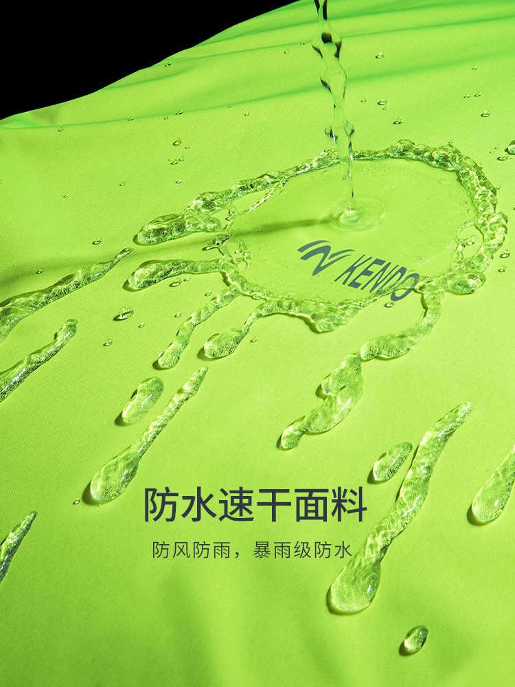Lluvia lluvia mono al aire libre impermeable moto pantalones de lluvia traje adulto senderismo impermeable hombre impermeable R6721