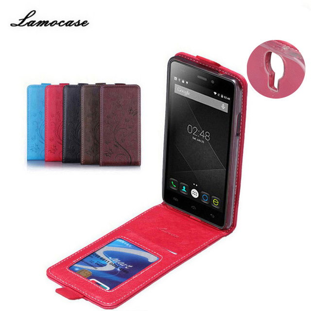 Lamocase Case For Samsung Galaxy S4 i9500 GT-i9500 GT-i9505 i9505 i9506 SIV Flip Leather Embossing Style Protective Phone Bags