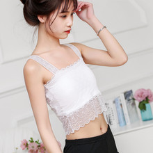 2017 girls traning bras lace girls clothing students underwears 10-18 years old