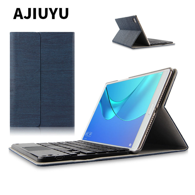 Case For Huawei MediaPad M5 8.4 inch Wireless Bluetooth Keyboard Protector Case Cover PU Leather SHT-W09 SHT-AL09 Tablet cases touchpad bluetooth case for huawei mediapad m5 8 4 inch sht w09 sht al09 tablet pc for huawei mediapad m5 8 4 keyboard case