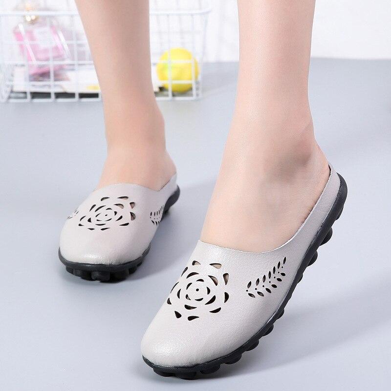Mocasines Planos de Leopardo para Mujer Zapatos sin Cordones con Punta Redonda Zapatos de Viaje Transpirables c/ómodos de Gamuza sint/ética Suave