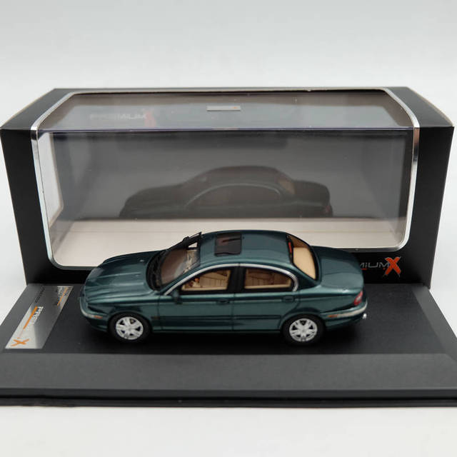 Premium X IXO 1:43 Resina JAGUAR X Type 2004 PR0194 Auto Brinquedos Modelos  De