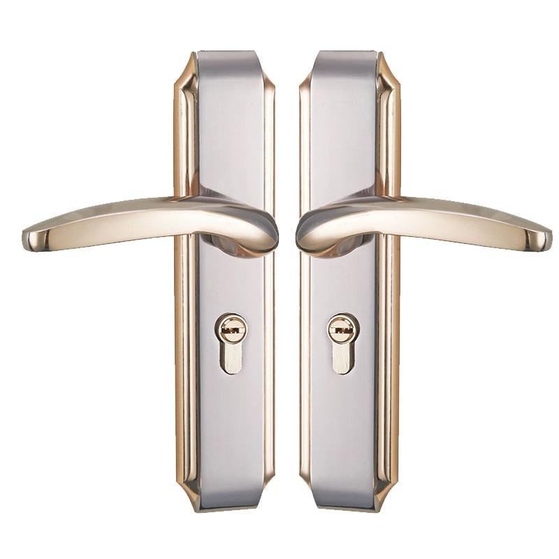 Modernized Aluminum Alloy Interior 1set Door Handlesets