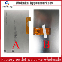 163 97mm New LCD Display Explay Hit 3G Tablet 1024 600 TFT LCD Screent Free Shipping