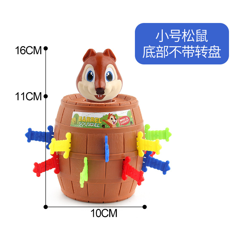 Pirate Bucket Barrel Games Lucky Stab Pop Up Toys Tricky Child Board Game Toys Jokes Gifts Autism Funny Anti Stress Prank 4