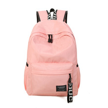 Nylon Women Ultralight Backpacks Large Capacity Ladies Shoulder School Bag Backpack Rucksack for Girls Travel Fashion Bagpack