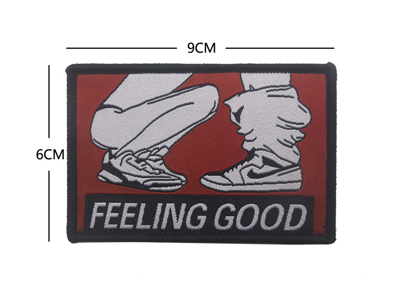 """Iron On Embroidered Patch //Girly Things /""""GIRLS ROCK/"""" Sayings"""