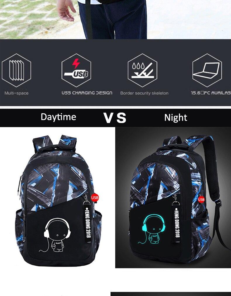 4724d786aeaa ... Soomile-boys-school-bags-letters-waterproof-large-backpack- ...