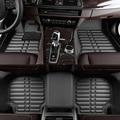 Tapetes de coche especial para volkswagen vw passat polo golf jetta tiguan touareg accesorios del coche coche que labra alfombras personalizadas