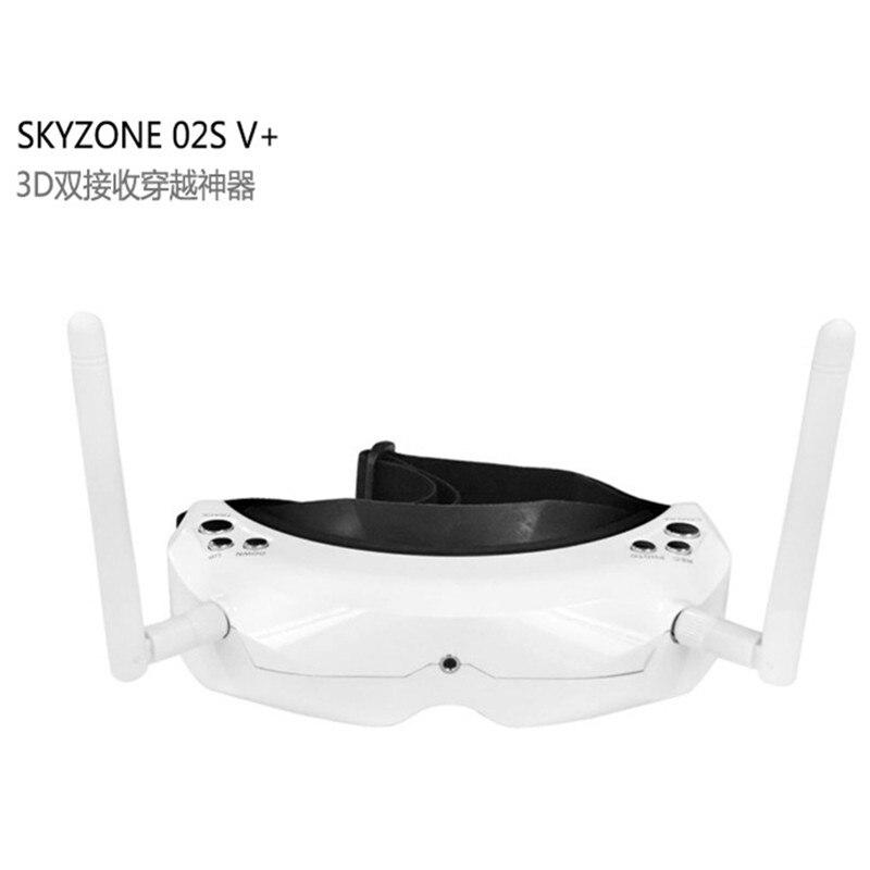 Skyzone Original STX202 Dual Transmitter for Skyzone SKY02S V