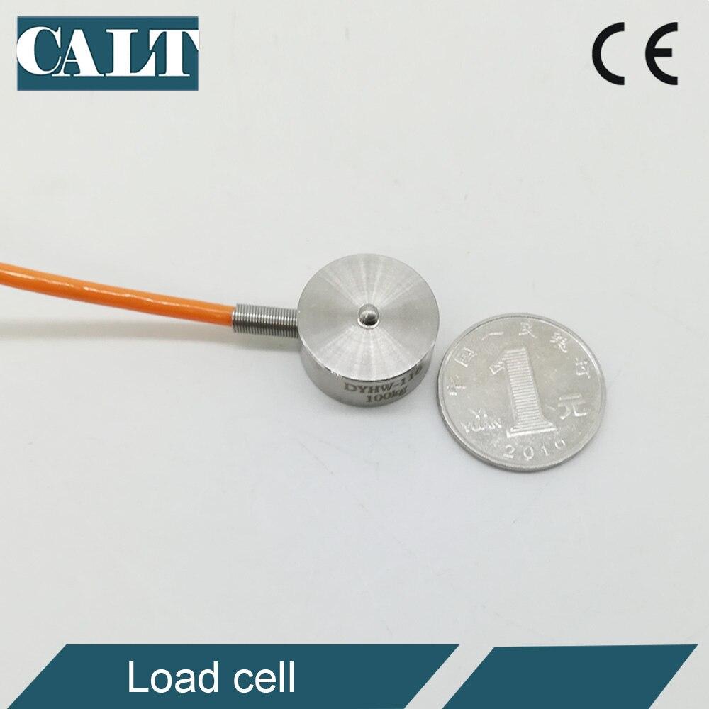 1000 2000 3000 Kg 1 2 3 5 Ton Mini Button load cell small compression weight sensor 5 10 20 30 50 100 200 300 500 1000 2000 3000 kg 1 2 3 ton micro load cell button small compression weight sensor