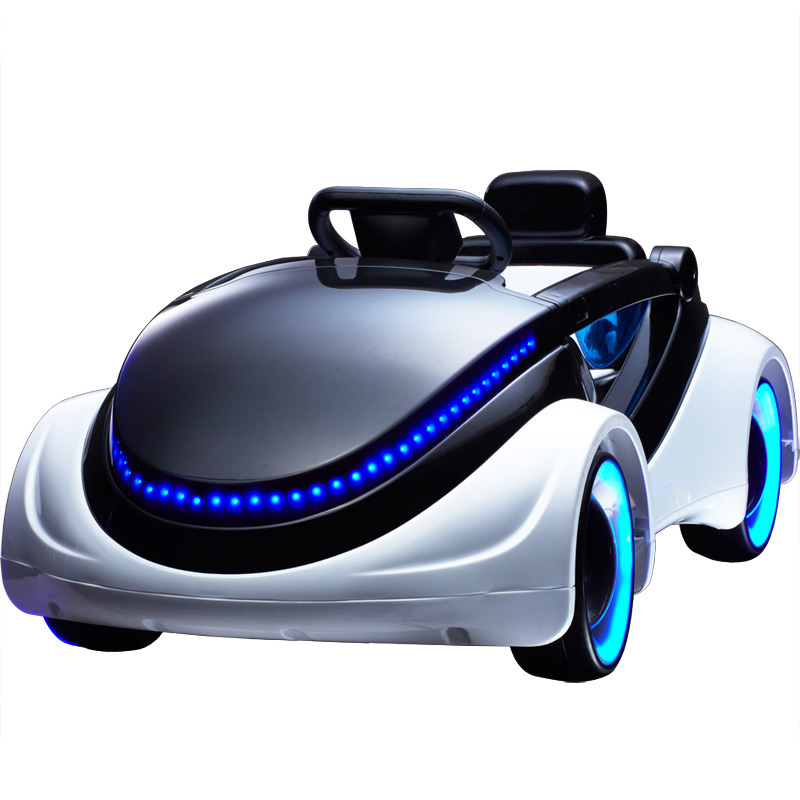 2018 children's electric car dual drive Space Vehicle four wheel remote control car boy and girl's gifts