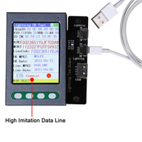 USB Cable Tester Battery Tester For iPhone XS XR XS Max X 8 8P 7 7P 6S 6 6P 5 5S Battery Checker Data Cable Tester Clear Cycle